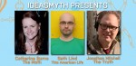 6/24 Spoken Word Radio/Podcasting Rock Stars: Catherine Burns, Seth Lind, & Jonathan Mitchell