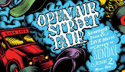Street Fair Pic