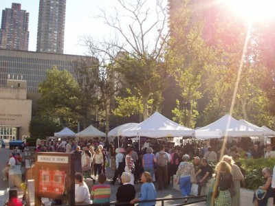 American Crafts Festival in NYC