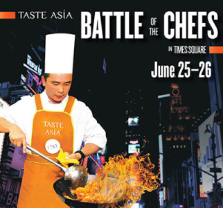 TasteAsia Food Festival and Culinary Competition
