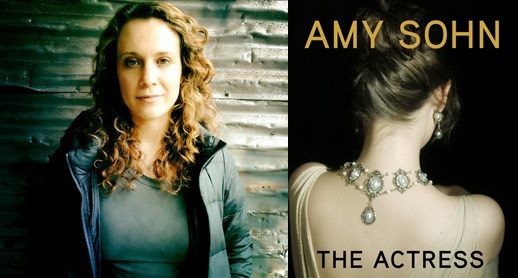 Amy Sohn, author of The Actress