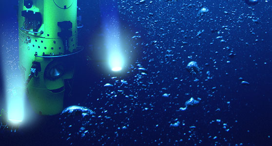 Deepsea Challenge Pic