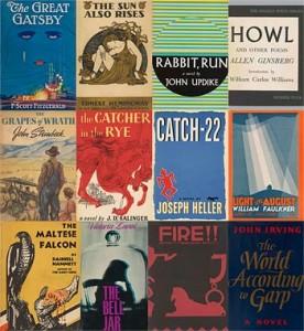 Gatsby to Garp Exhibition