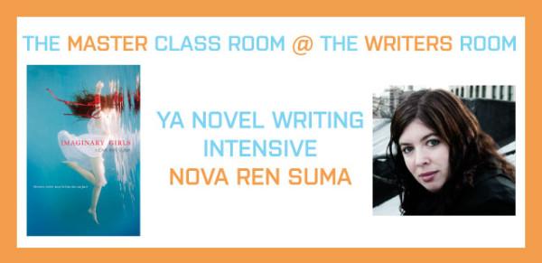 YA Novel Writing Intensive with Nova Ren Suma