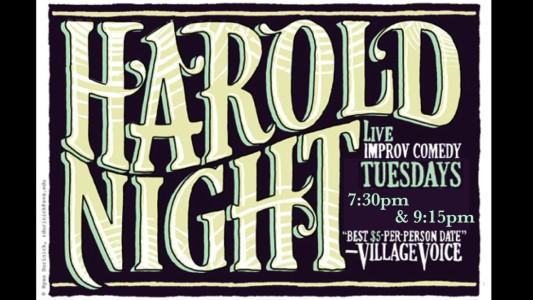 Harold Night with the Upright Citizens Brigade