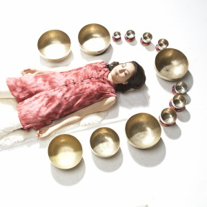 Vibrational Sound Therapy with Himalayan Singing Bowls