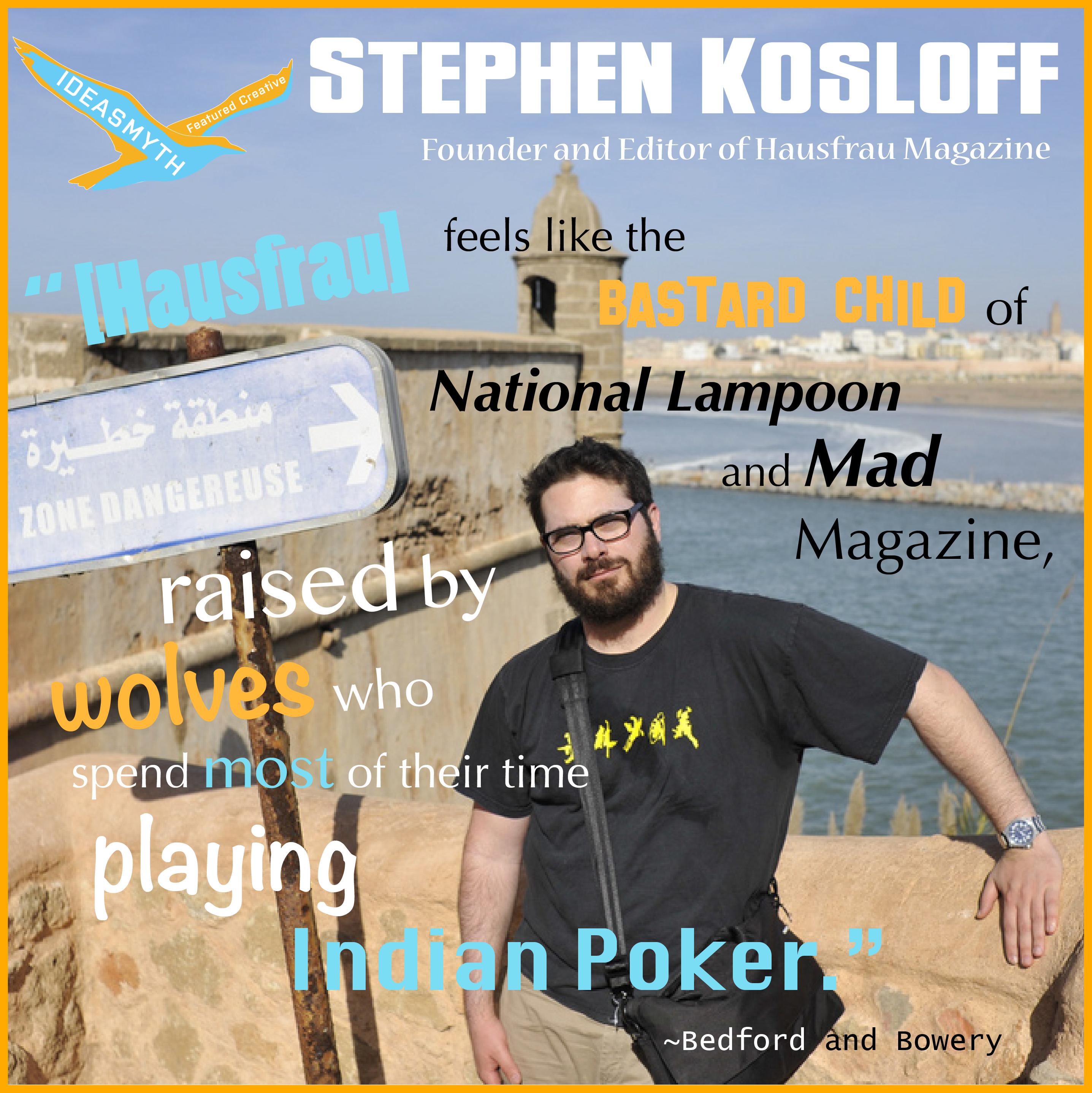 Stephen Kosloff