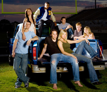 The Friday Night Lights cast you wish was your squad in high school Source: www.usmagazine.com
