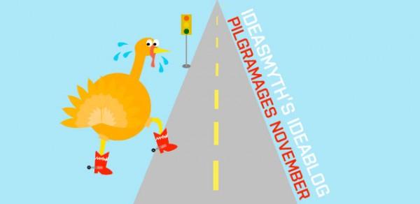 Ideasmyth Ideablog November: Pilgrimages