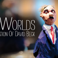 "DISCOVERIES: Olympia Stone, ""Curious Worlds: The Art & Imagination of David Beck"" (3/6)"