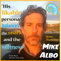"PILGRIMAGES: Mike Albo, ""Breaking the Binary Literary System"" (1/6)"