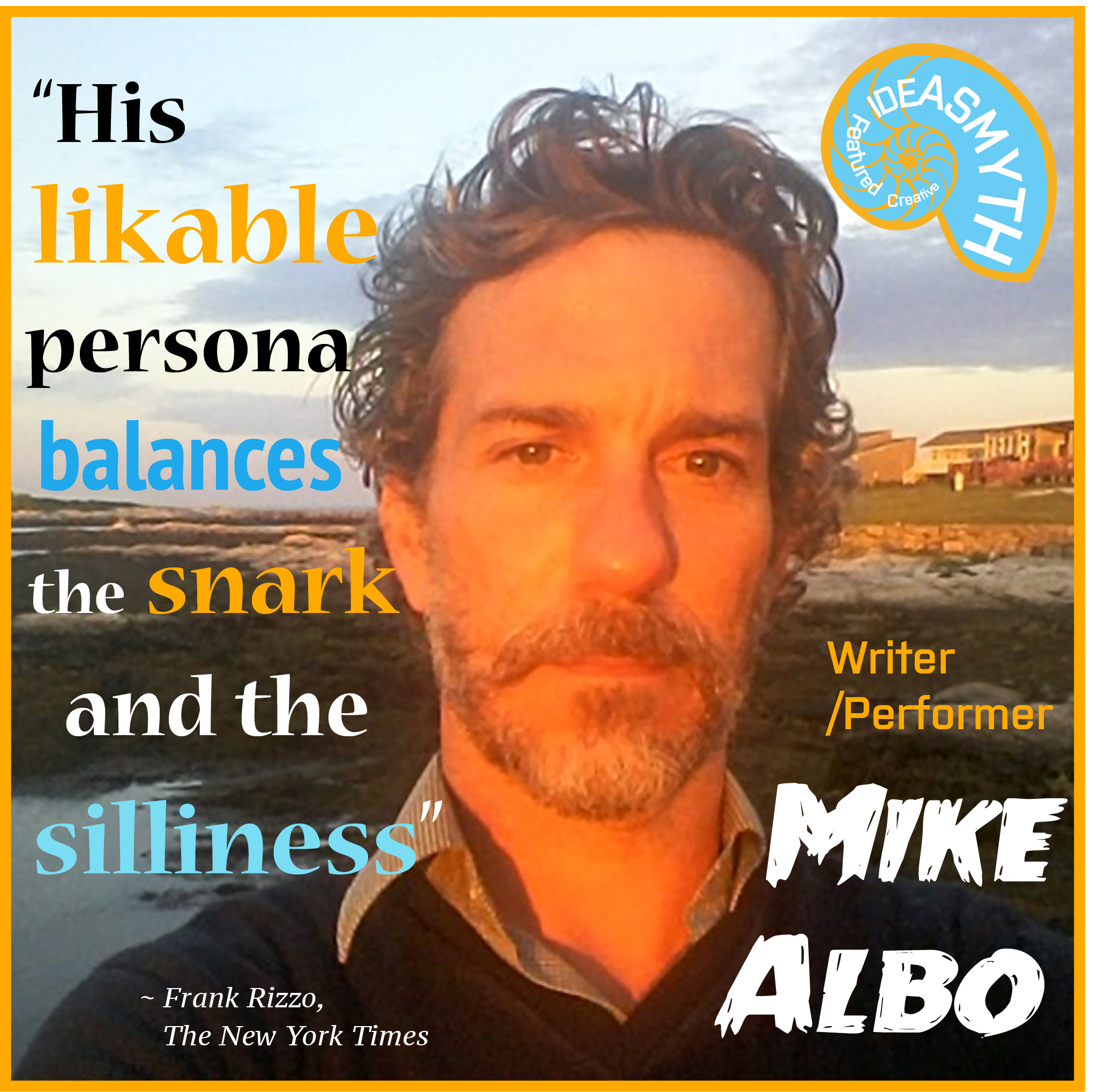 Mike Albo