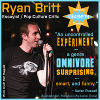 "PILGRIMAGES: Ryan Britt, ""Making It On Accident "" (1/6)"