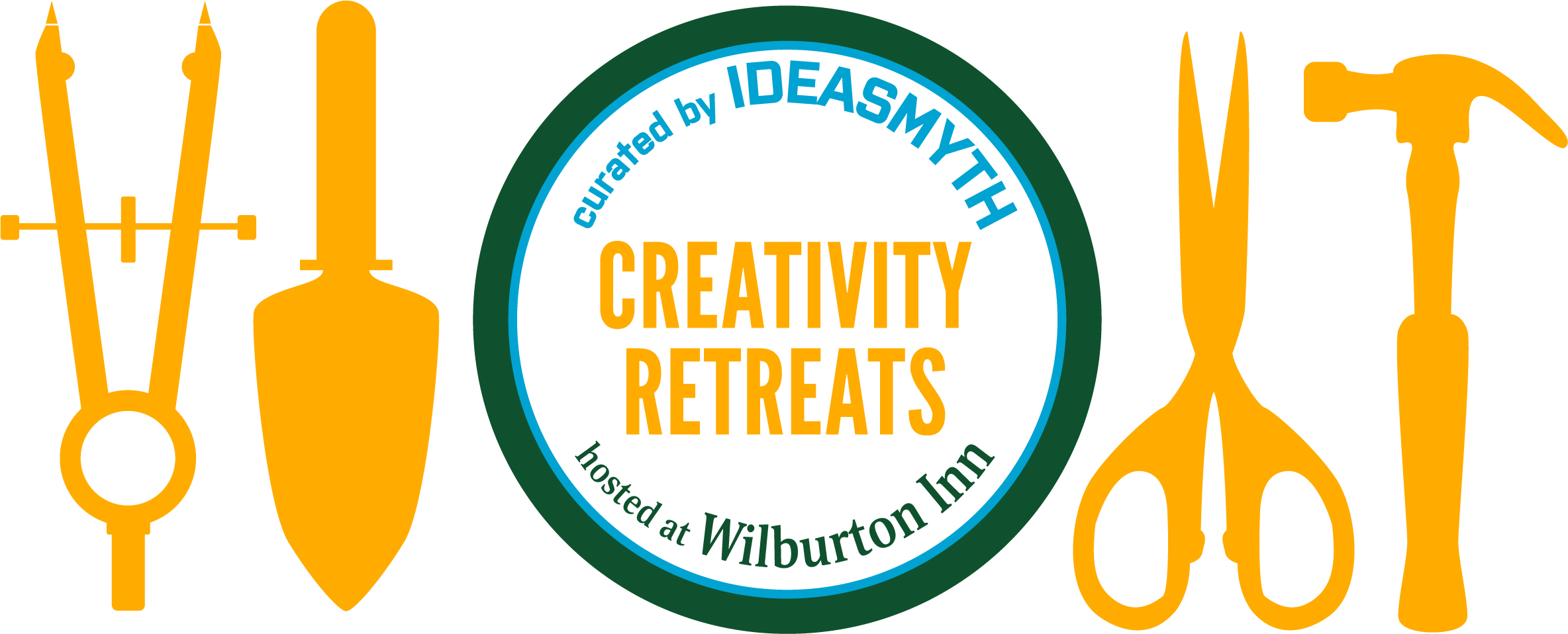 CreativityRetreats_OrangeTools_CircularType_HighestResolutionImage