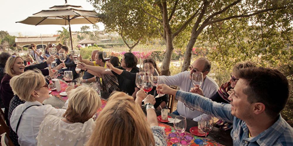 ideasmyth valle food wine festival
