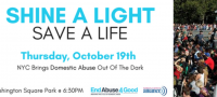 ideasmyth shine a light save a life
