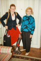 THE UNENCUMBRANCE OF THINGS PAST SERIES: My Retro Rollerblades + The Random Redhead
